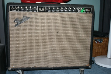 1965 Fender Twin Reverb